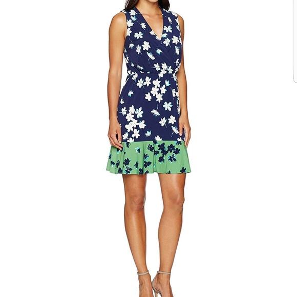 5f738c175554 Women s P6 Eliza J Surplus Bodice Printed Dress
